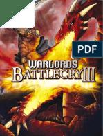 Manual de WBC3