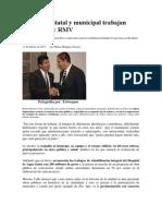 11-02-2013 Sexenio - Gobierno estatal y municipal trabajan codo a codo.pdf