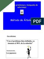 ARBOLES DE PÉRDIDAS