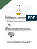 Balón de destilación