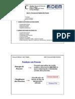 Aula 11- Processos de Fundição Sob Pressão
