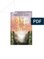 Max Lucado - La Gran Casa de Dios