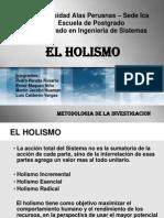 El Holismo