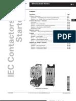 Tab 34 - IEC Contactors & Starters (TB03400001E)