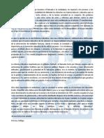 Pronunciamiento Del #YoSoy132 Durango Sobre La Reforma Educativa.