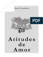 Atitudes de Amor (Saara Nousiainen)