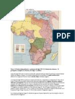 REPARTO COLONIAL DE ÁFRICA