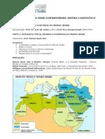 o Mundo Arabe Contemporaneo - Aula1