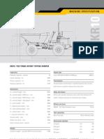Barford SKR10 Specifications