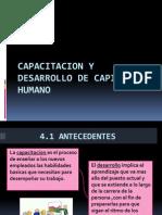 Capacitacion y Desarrollo de Capital Humano