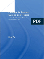 Chinese in Eastern Europe and Russia a Middleman Minority in a Transnational Era Chinese Worlds