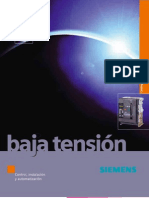 19402613 Catalogo Baja Tension Siemens