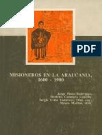 misiones en la araucanía, jorge pinto