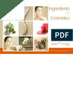 28 Waxes Used in Cosmetics | Wax | Lipid