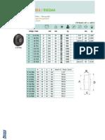 Novex Rodas e Rodizios Roda de Ferro Especificacoes Tecnicas 435347