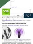 PodPress, Les Podcasts p...dPress - Blog WordPress