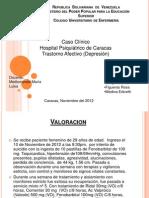 Presentacion Caso Clinico Psiquiatrico