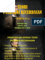 Presentation - Teori Pelbagai Kecerdasan
