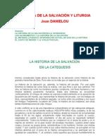 Jean Daniélou - Historia de la Salvacion y Liturgia