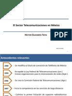 Sector Comunicaciones Mex Feb 2013