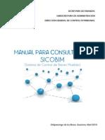 Manual Para Consultas Del Sicobim