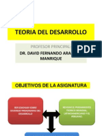 Teoria Del Desarrollo Diapositivas Para El Curso Enero 2011