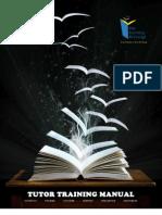 2010 Basic Tutor Training Manual