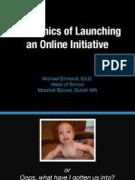Ehrhardt Oesis Mechanics of Online Ed
