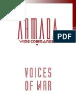 wing commander armada manual