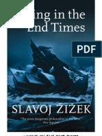 Zizek Slavoj Living in the End Times