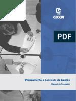 23590 Planeamento e Controlo de Gestao - M Formador