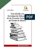 Una mirada a la investigación educativa (Revisado)