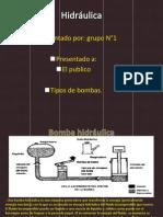 Hidraulica Tipos de Bombas Jar