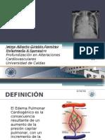 Edema Pulmonar Cardiog+®nico