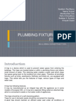 Plumbing Fixtures and Fittings