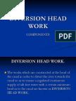 Diversion Head Work
