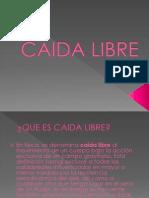 Elia Caida Libre