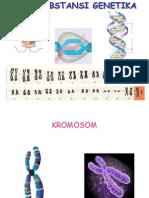 Bab 3 Substansi Genetika Perbaikan