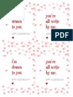 CAKE_Pencil Valentines