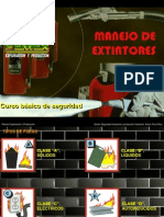 Pemex - Manejo de Ext