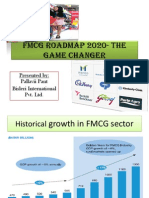 FMCG 2020- The Game Changer