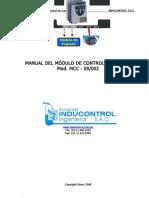Manual Caudal