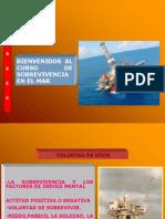 Curso Sobrevivencia en El Mar
