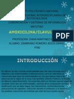 Amoxicilina Clavulanato