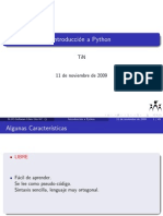 Intro Python Pygtk
