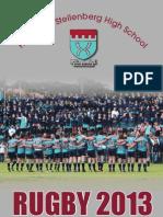 Hoerskool Stellenberg High School - Rugby 2013 eBook