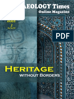 Archaeology Times Issue Iiipdf Afghanistan Religion And