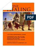 Divine Healing Course Syllabus