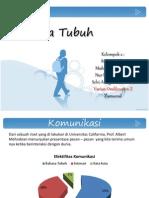 Bahasa Tubuh
