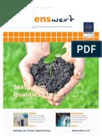 wissenswert Februar 2013 - Magazin der Leopold-Franzens-Universität Innsbruck